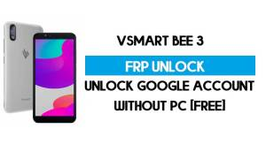 Vsmart Bee 3 FRP Bypass Without PC – Unlock Google Android 9 (Free)