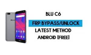BLU C6 FRP Bypass Without PC - Unlock Google Gmail Android 8.1 Go