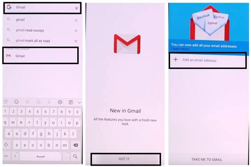 Open GMAIL to LG FRP Bypass Unlock Google GMAIL Lock Free
