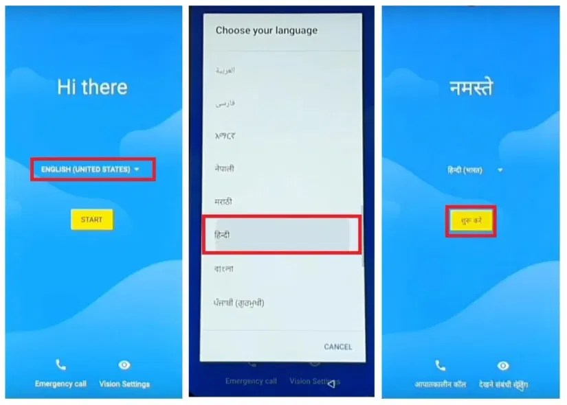 Lenovo Android FRP Bypass Unlock Google GMAIL Lock verification