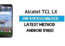 Alcatel TCL LX A502 FRP Bypass – Unlock Gmail Google Account (Android 8.1) (Without PC)