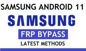 Samsung Android 11 R FRP Bypass   Unlock Google Gmail lock Verification Latest 2021 Method Free (All Models)