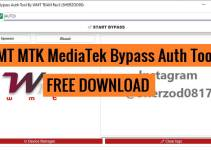 WMT MTK MediaTek Bypass Auth Tool V3 | Download Oppo Realme Bypass tool