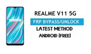 Realme V11 5G Android 11 FRP Bypass – Unlock Google Gmail No PC