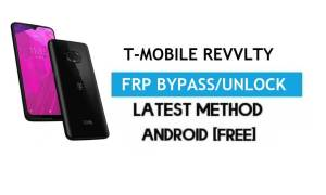 T-Mobile Revvlry FRP Bypass – Unlock Google Verification (Android 9) - Without PC