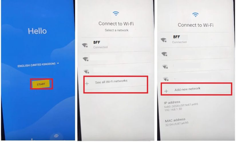 TCL Android 11 FRP Bypass Unlock Google GMAIL Lock Account verification