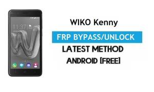 Wiko Kenny FRP Bypass – Unlock Gmail Lock Android 7.0 Without PC