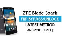 ZTE Blade Spark FRP Bypass Android 7.1 – Unlock Google Gmail Lock [Without PC] [Fix Location & Youtube Update]