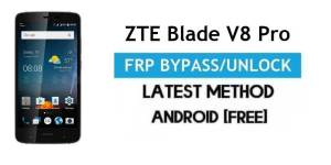 ZTE Blade V8 Pro FRP Bypass Android 6.0.1 – Unlock Google Gmail Lock [Without PC]