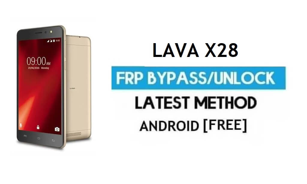 Lava X28 FRP Unlock Google Account Bypass | Android 6.0 (Without PC)