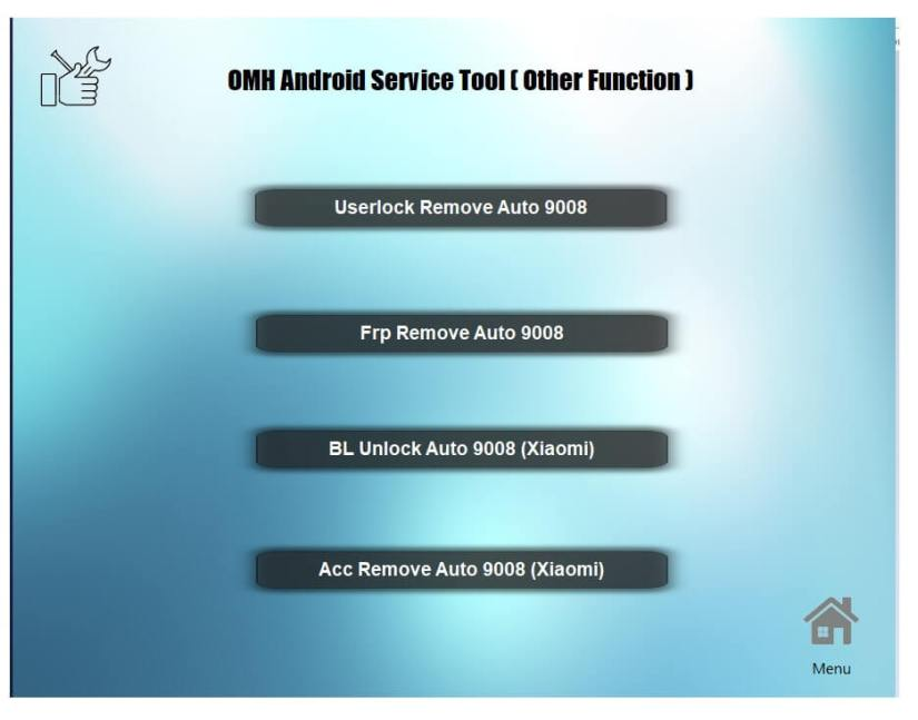 OTHER All in One Android Repair Tool 2021 | OMH Android Service Tool V4.3.0