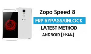 Zopo Speed 8 FRP Bypass Without PC – Unlock Gmail Lock Android 6.0