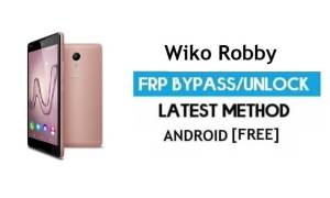 Wiko Robby FRP Unlock Google Account Bypass   Android 6.0 Without PC