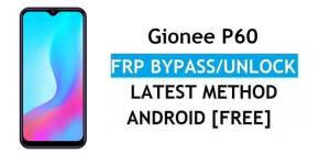 Gionee P60 FRP Bypass Android 11 – Unlock Google Gmail Verification – Without PC [Latest Free]