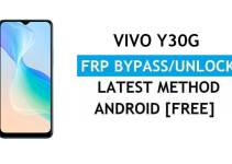Vivo Y30G Android 11 FRP Bypass – Unlock Google Gmail Verification – Without PC [Latest Free]