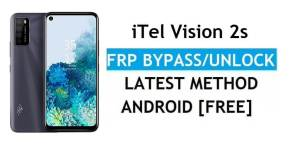 iTel Vision 2s Android 11 FRP Bypass – Unlock Google Gmail Verification – Without PC [Latest Free]