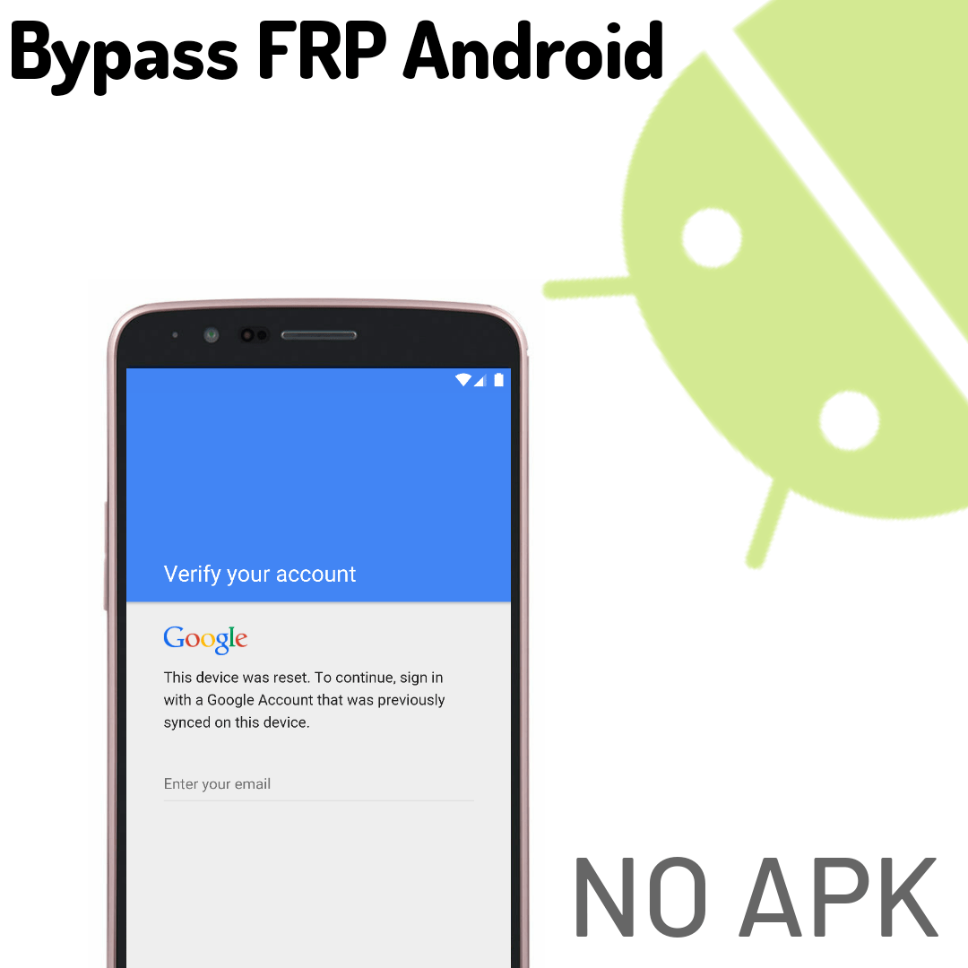 Google account bypass apk for android | FRP Bypass APK