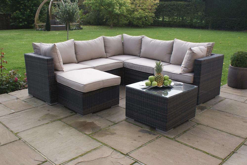 Rattan Garden Furniture - Bypass Nurseries Garden Centre
