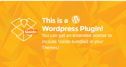 Slaido - Template Pack for Slider Revolution WordPress Plugin - 1