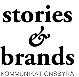 Stories & Brands Kommunikationsbyrå