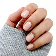 gorgeous wedding nail