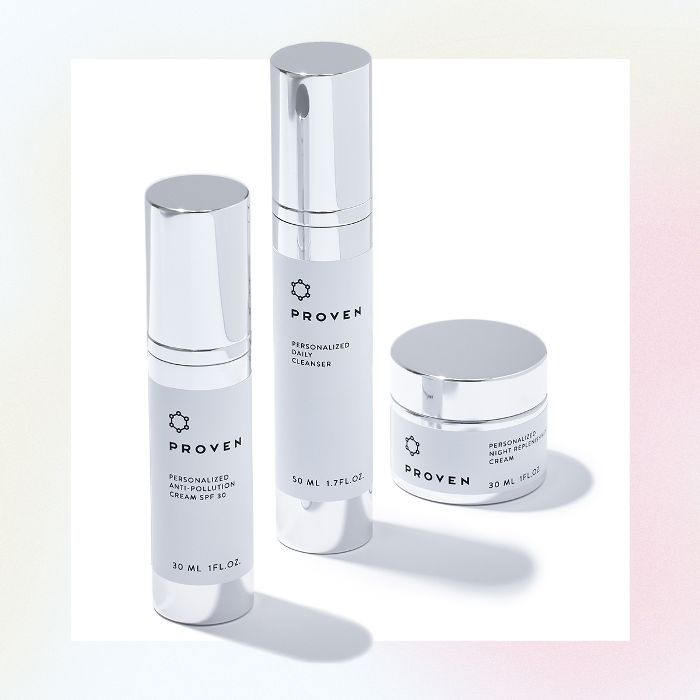 Proven Uses AI to Completely Personalize Your Skincare