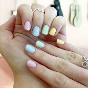 happy nail art design 'll