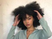 natural-hair transitioning