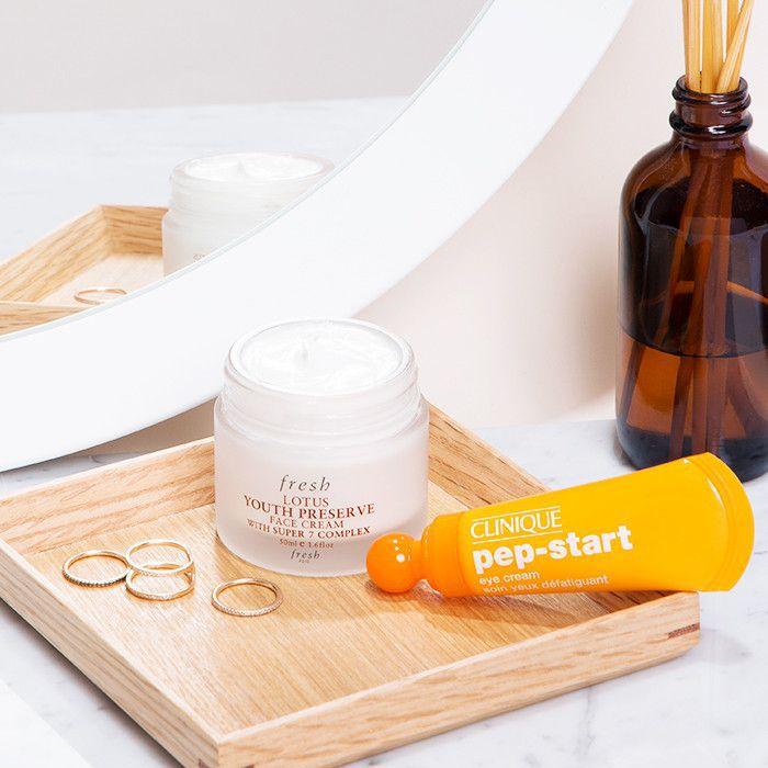 Lotus Youth Preserve Eye Cream Review