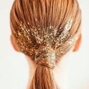 hair glitter wear trend