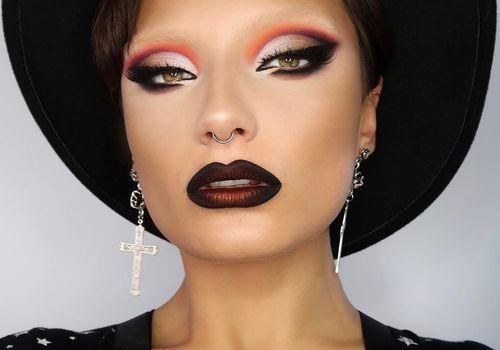 13 Stunningly Beauty Witch Makeup Ideas