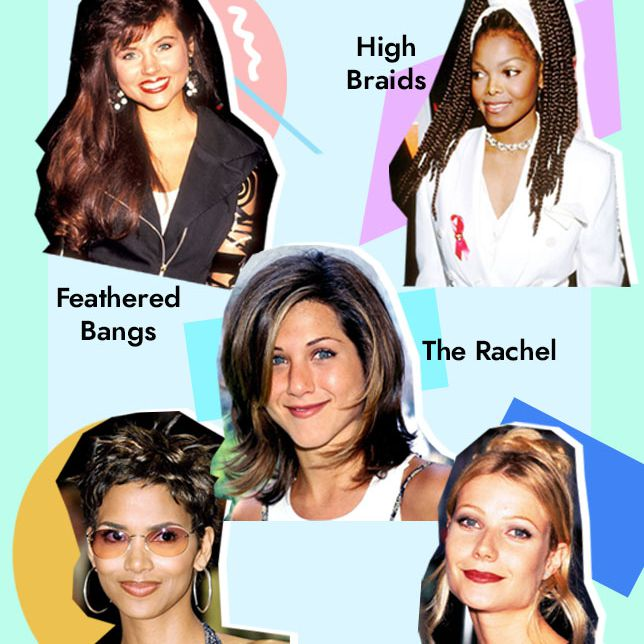 16 Of Our Favorite 90s Hairstyles