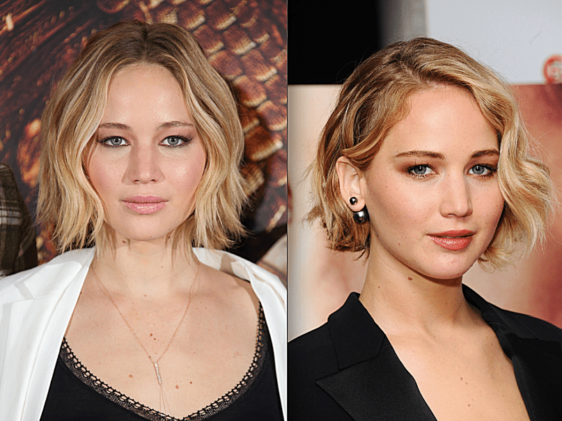 16 Flattering Short Hairstyles For Round Face Shapes
