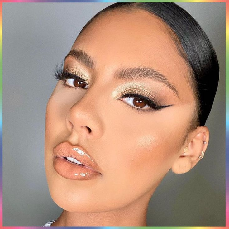 48 Makeup Looks For Brown Eyes From