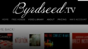 New At Byrdseed.TV