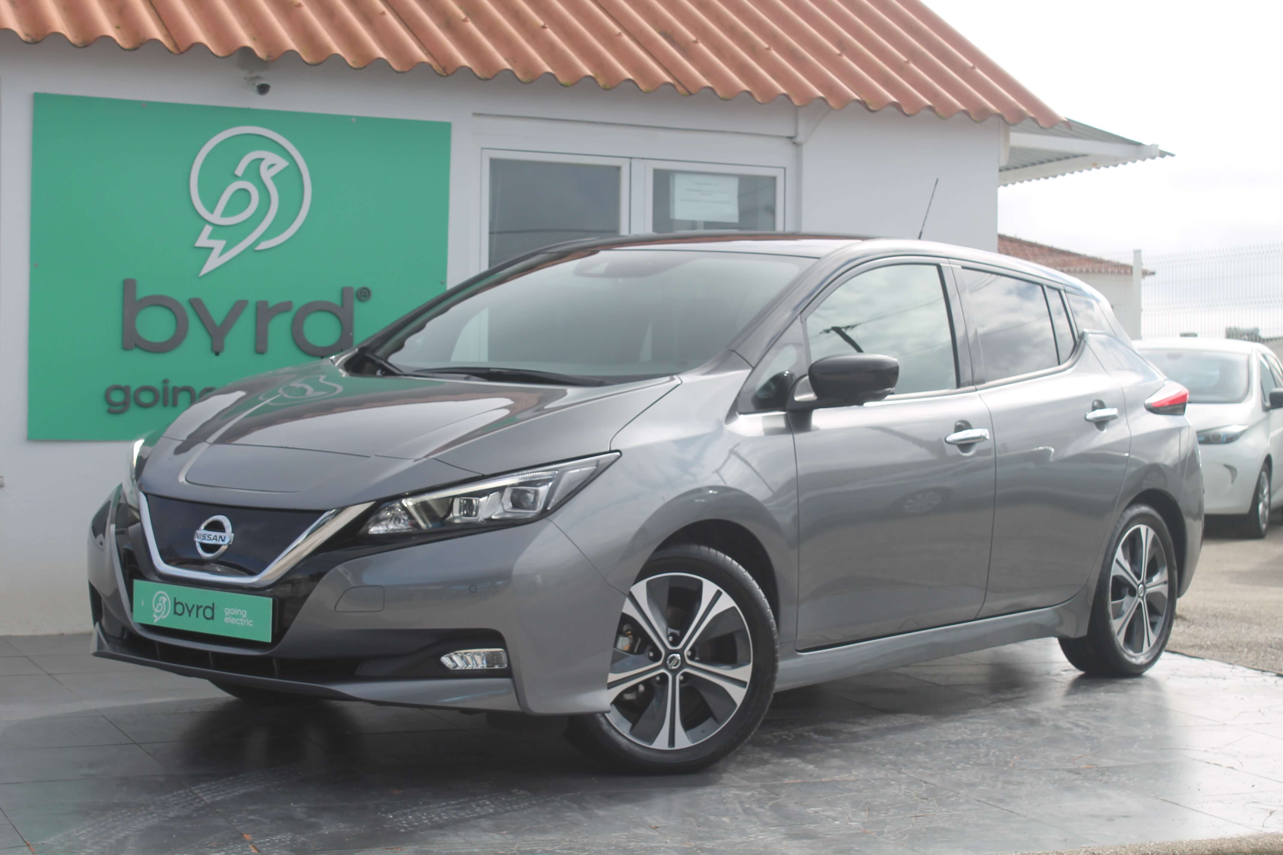 Nissan Leaf Connecta Cinzento de 40kw