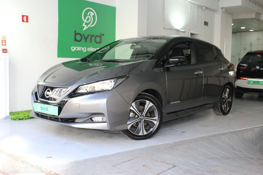 Nissan Leaf 40kw N-Connecta