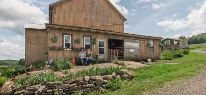 Antique Valley Farm image - Our Farmers