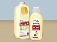 BD Fresh EggNog - Fresh Dairy
