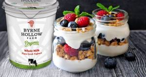 BHF greek yogurt - BHF greek yogurt