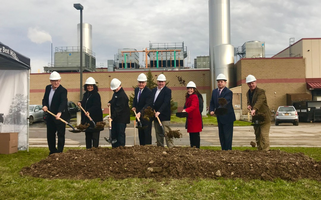 Byrne Dairy breaks ground for 'Ultra Dairy' expansion