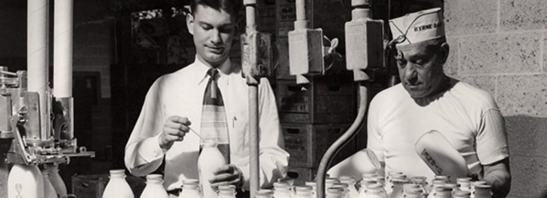 History of Byrne Dairy Glass Milk Bottles Slide-3