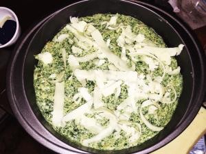 In the Kitchen step 5 - In the Kitchen: Greek Yoghurt Spinach Dip