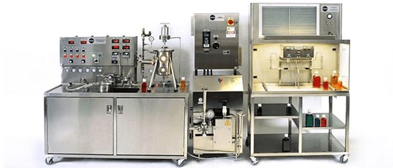 Pilot Processing Plant header - Pilot Processing Plant