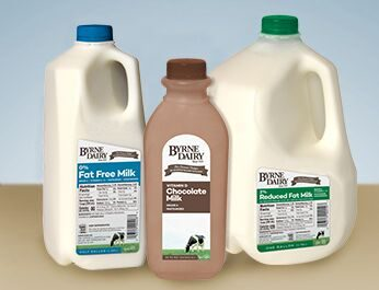 Plastic milk - Fresh Dairy