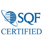 SQF Logo - Co-Packing