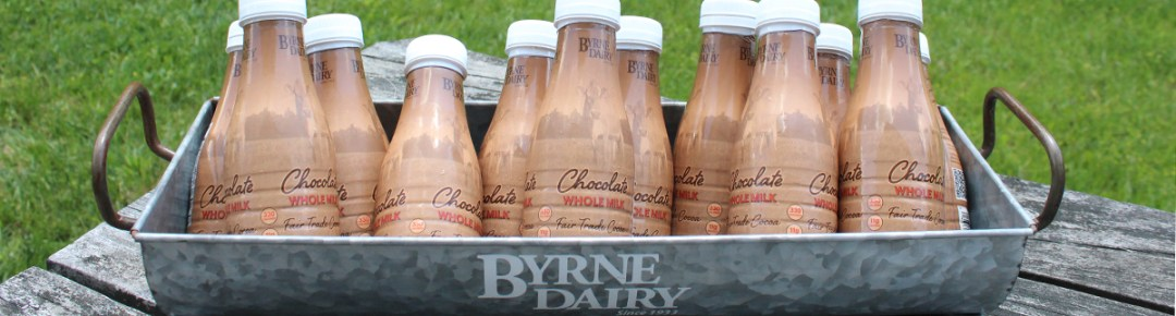 Website Banner 2 - Chocolate Milk