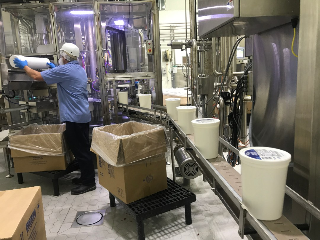 co packing yoghurt and sour cream capabilities from byrne dairy - Yoghurt & Sour Cream Manufacturing and Co-Packing Capabilities