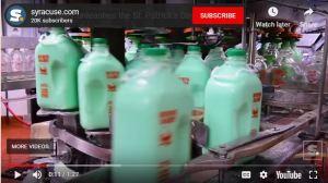 green milk - green milk
