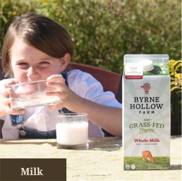 milk - Byrne Hollow Farm